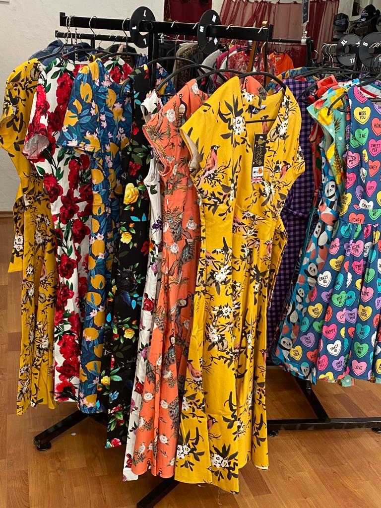Robes-Lady-Vintage
